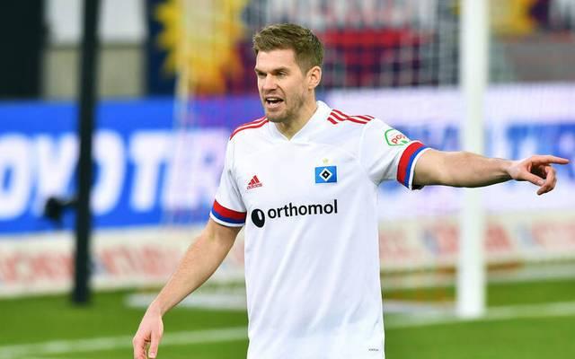 Simon Terodde ist mit 17 Treffern Toptorjäger der Zweiten Liga