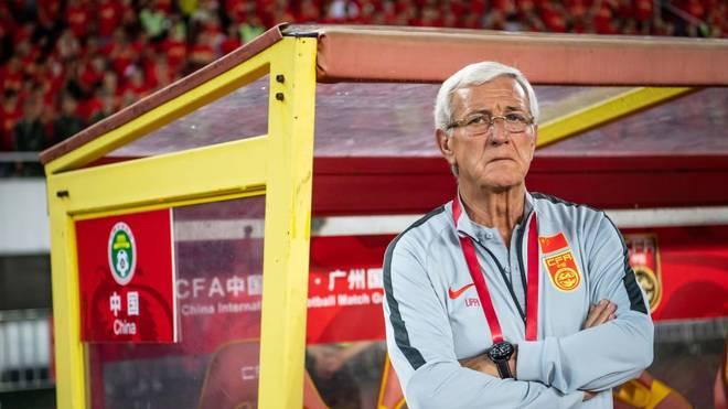 Marcello Lippi lässt sich bei der Ostasienmeisterschaft von seinem Co-Trainer vertreten