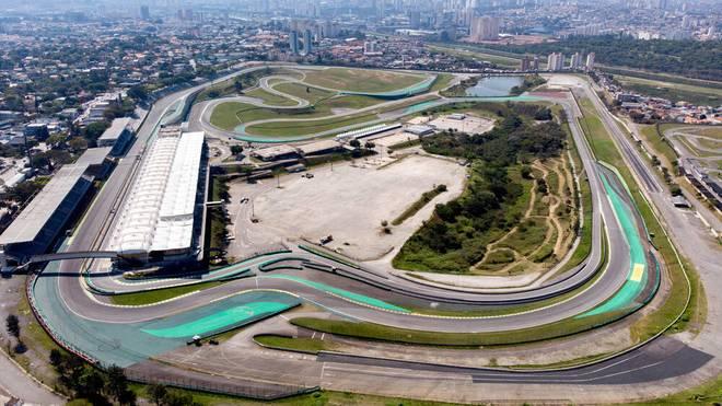 Die Formel 1 bleibt in Sao Paolo