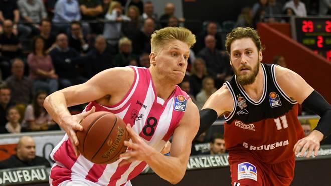 Die Telekom Baskets Bonn haben einen wichtigen Sieg im Abstiegskampf gefeiert