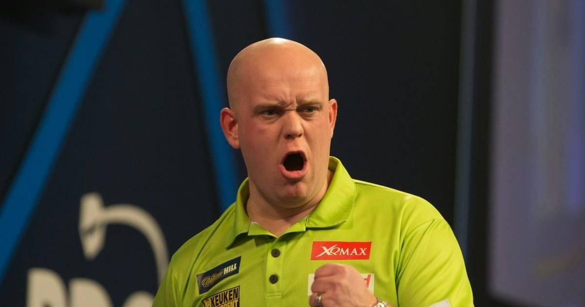 Van Gerwen beendet Durststrecke und gewinnt Players Championship Finals