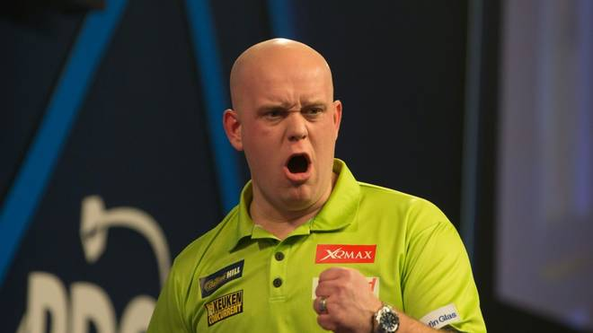 Michael van Gerwen kann wieder gewinnen