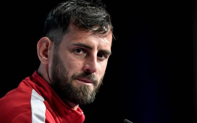 Margim Mavraj ist albanischer Nationalspieler