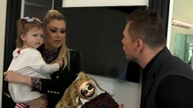 WWE-Schocker um Miz-Tochter