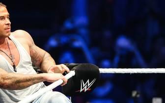 Wiese WWE steigt in Ring