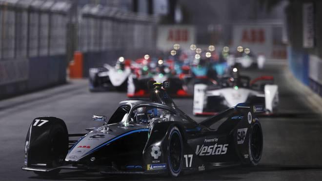 Nyck de Vries siegte im ersten Rennen der Formel E, René Rast wurde Vierter