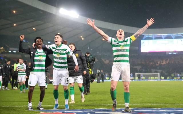 Celtic holte sich zum 19. Mal den schottischen Ligapokal