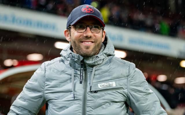 Boris Schommers ist optimistisch vor dem DFB-Pokalspiel gegen Fortuna Düsseldorf