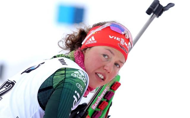Laura Dahlmeier beendete dieses Jahr ihre Karriere