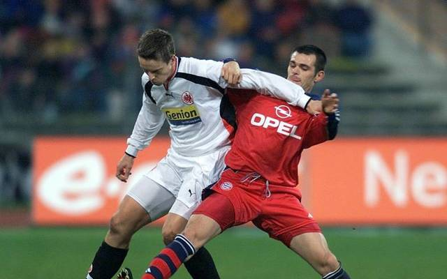 Jan Aage Fjörtoft schoss insgesamt 17 Tore für Eintracht Frankfurt