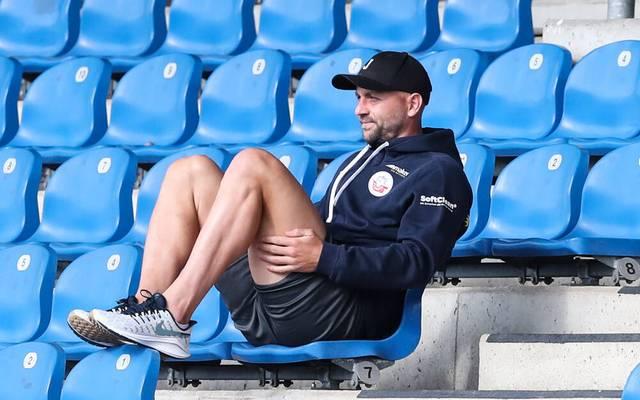 Im Stadion von Hansa Rostock bleiben womöglich mehr Plätze frei, als nötig