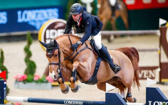 André Thieme feiert in Florida einen Erfolg
