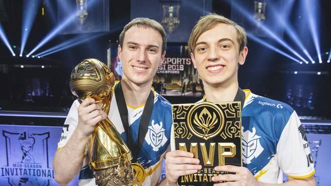 Das MSI 2019 dominierte G2 Esports nach Belieben