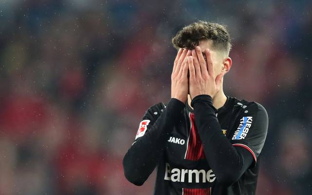 Leverkusens Kai Havertz fällt gegen den FC Bayern kurzfristig aus