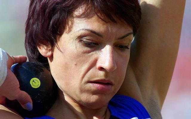 Svetlana Gnezdilov war Israels beste Siebenkämpferin
