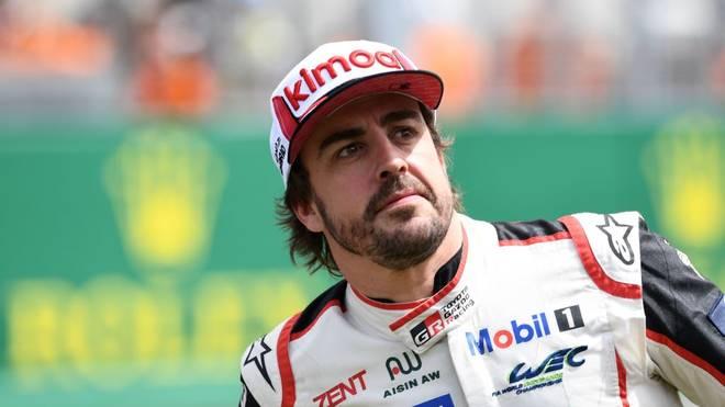 Fernando Alonso denkt an ein Comeback in der Formel 1