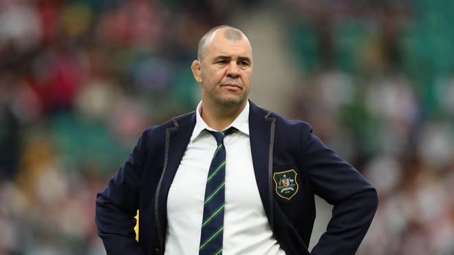 Michael Cheika hat seinen Rücktritt als Trainer der australischen Rugby-Nationalmannschaft erklärt