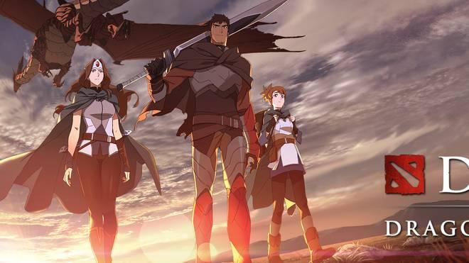 DOTA: Dragon's Blood erscheint am 25. März weltweit auf Netflix