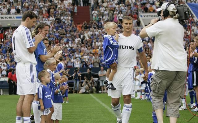 Ebbe Sand beendete 2006 beim FC Schalke 04 seine Karriere