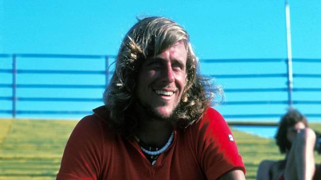 Björn Borg war einer der erfolgreichsten Tennisspieler aller Zeiten