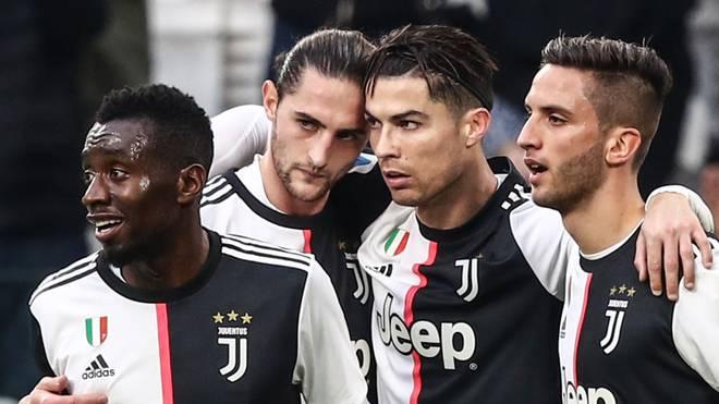 Juventus feiert dank Ronaldo
