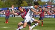 Schalke 04 v FC Barcelona - UEFA Youth League Semi Final