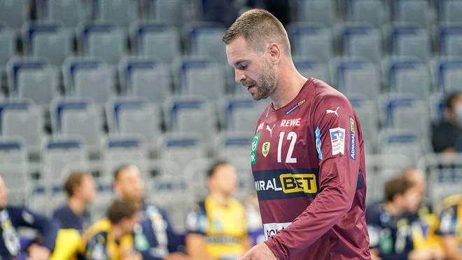 Bei den Löwen verletzt sich Andreas Palicka