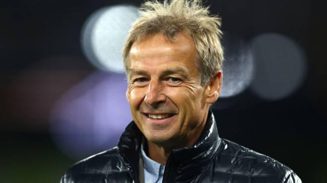 Jürgen Klinsmann wird wohl neuer Trainer bei Hertha BSC