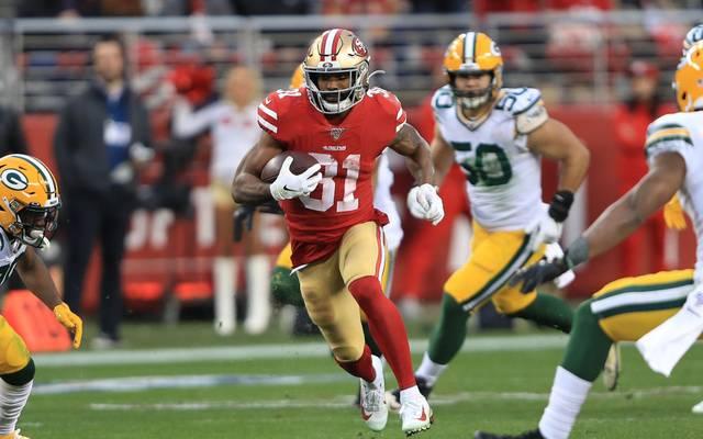 Raheem Mostert führte die San Francisco 49ers bis in das Super-Bowl-Finale 2020