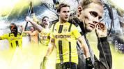 Die Saison 2016/17 von Borussia Dortmund