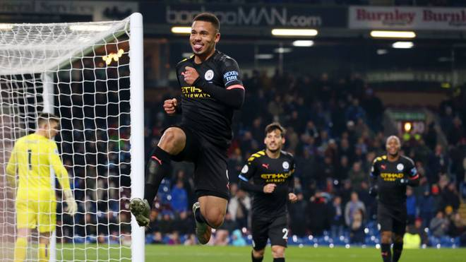 Manchester City besiegt den FC Burnley deutlich mit 3:0