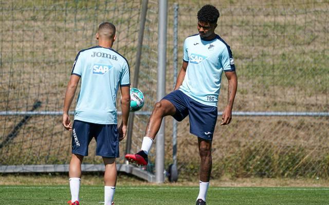 Hoffenheim leiht Lucas Ribeiro (r.) nach Brasilien aus