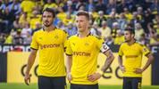 Die BVB-Traumelf  des Nationalspielers bildet eine Mischung aus Weggefährten und Jugend-Idolen. SPORT1 zeigt, wen der Offensiv-Star in seine Wunsch-Auswahl beruft