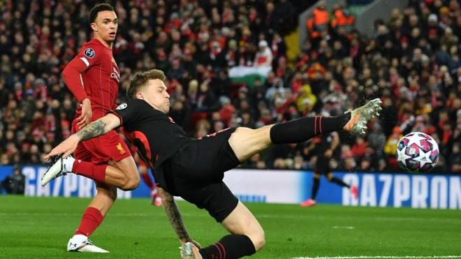 Kieran Trippier von Atletico Madrid droht Ärger mit der FA