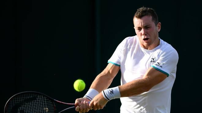 Dominik Köpfer ist laut Boris Becker ein Kandidat für das Davis-Cup-Team