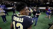 Michael Thomas bei Philadelphia Eagles v New Orleans Saints