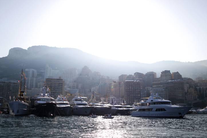 Was für ein Ambiente! Der geilste Grand Prix des Jahres in Monaco geht wieder los, am Samstag steht erst einmal das Qualifying an