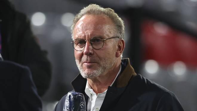 Karl-Heinz Rummenigge setzt sich für eine bessere Zukunft des Fußballs ein