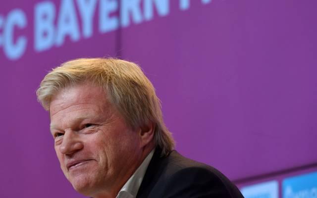 Oliver Kahn würde ein Finalturnier der Champions League in München begrüßen