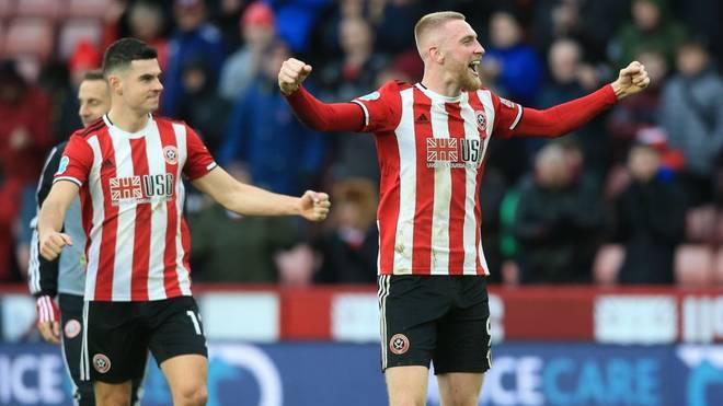 Sheffield United schwimmt auf einer Erfolgswelle