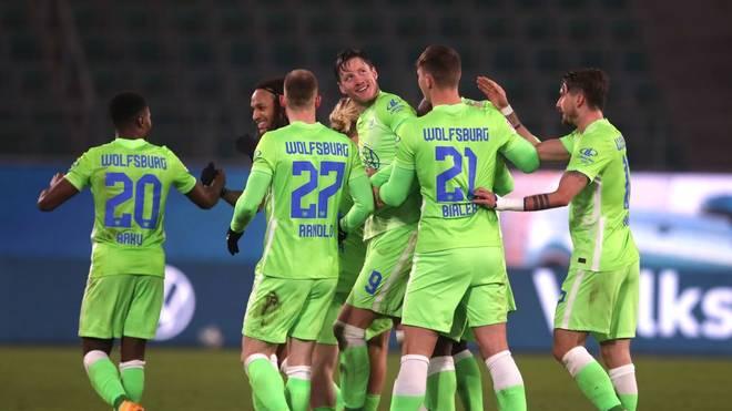 Der VfL Wolfsburg reist ungeschlagen