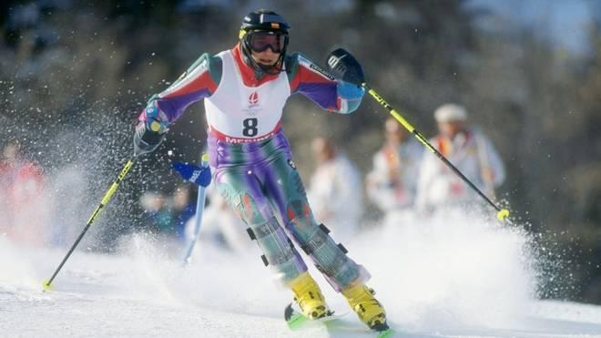 Blanca Ochoa Fernández gewann 1992 Olympia-Bronze im Slalom
