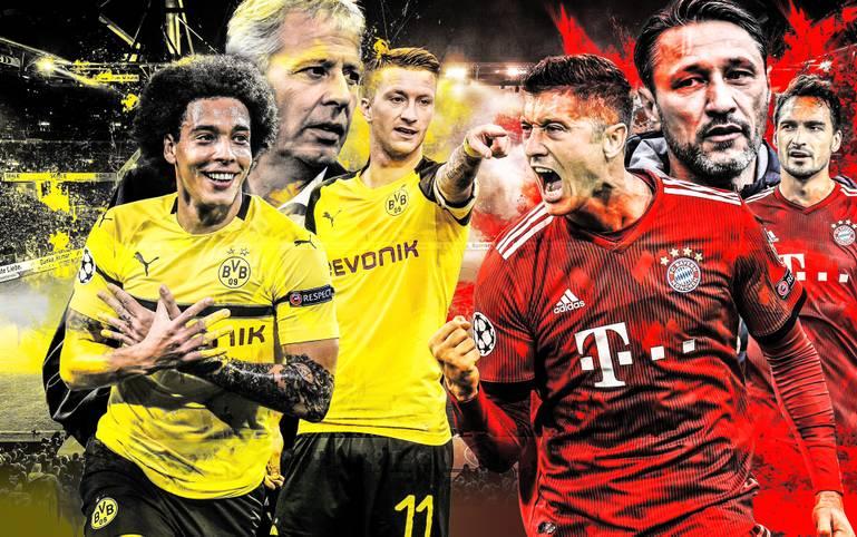 Fußball-Deutschland schaut auf Dortmund. Im Topspiel des 11. Spieltags der Bundesliga trifft der BVB als Tabellenführer auf Rekordmeister FC Bayern. SPORT1 vergleicht die Spieler beider Teams auf den jeweiligen Positionen im Head-to-Head