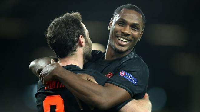 Odion Ighalo bleibt Manchester United noch länger erhalten