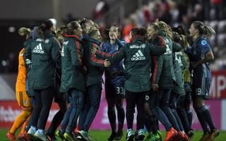 Fußball / Women's Champions League