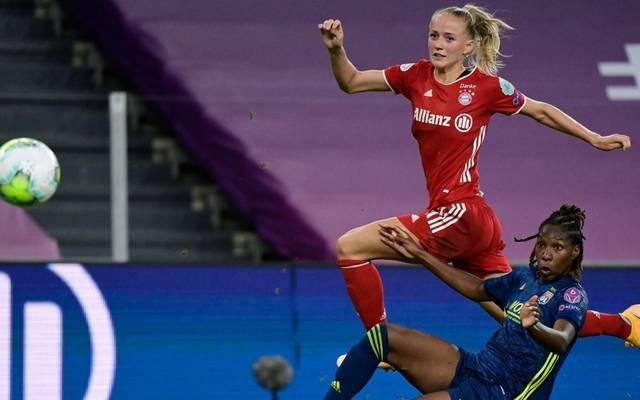 Lea Schüller machte für Bayern München drei Tore