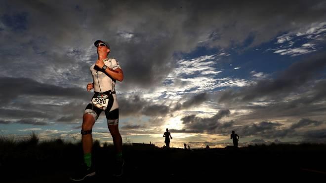 Der Ironman auf Hawaii kostet selbst Profisportler alles