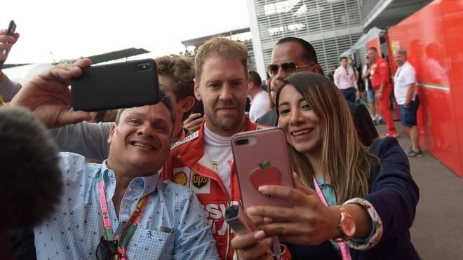 Sebastian Vettel gehört vor dem Großen Preis von Mexiko zu den Favoriten