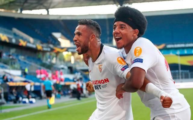 Der FC Sevilla setzt sich gegen AS Rom in der Europa League durch