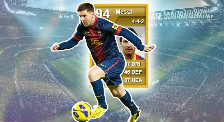 Lionel Messi ist ohne Frage einer der besten Fußballer aller Zeiten. Kaum ein anderer Kicker hat so viele Erfolge und Tore auf Vereinsebene feiern können, wie der argentinische Superstar. Eben das schlägt sich auch seit Jahren in seiner FIFA-Wertung nieder. Zeit für ein Resümee